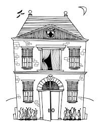 25 beautiful haunted house drawing ideas on pinterest haunted