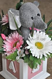 flower arrangement pictures with theme best 20 elephant centerpieces ideas on pinterest baby shower