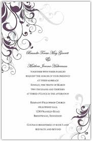 wedding program sles invitation of wedding ceremony all the best invitation in 2017