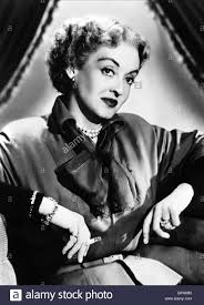 bette davis payment on demand 1951 stock photo royalty free