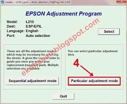 Resetter Epson L210 Terbaru   resetter epson l355 l210 l300 l110 l350 free download driver soft