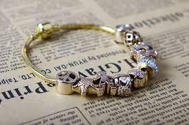 european style bracelet charms images Pandora style bracelet jpg