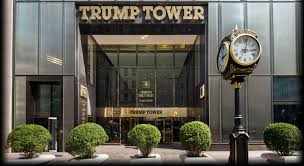 trump tower new york address midtown restaurants bars shopping trump tower nyc