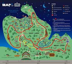 Map Of Singapore Singapore Night Safari With Optional Buffet Dinner In Singapore