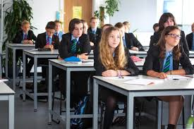 Picture Of Student Sitting At Desk How Can Design Help Minimise Student Stress In The Classroom