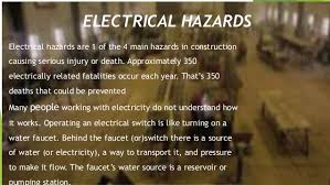 Water Faucet On Fire Fire And Electrical Hazards