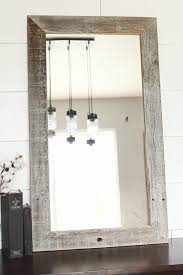 reclaimed wood bathroom mirror rustic mirror homestead flat barnwood rustic mirrors homesteads