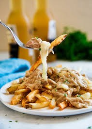 poutine cuisine the chicken poutine kevin is cooking