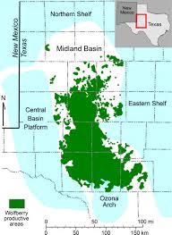 Map Of East Texas Starr Woodbine East Texas Field Study