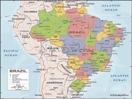 map of brazil brazil map selection of the best maps of brazil