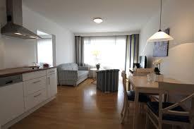 Das Esszimmer Konstanz Ferienwohnung Appartement Deluxe Im Gästehaus Seepark Bodensee