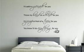 wall stickers for bedroom to enhance room design home interior bedroom wall stickers