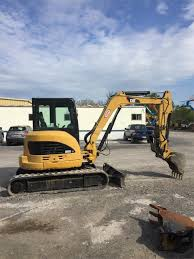 2011 cat 305d cr mini excavator construction equipment for