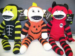 halloween socks 23 best dandee sock monkeys images on pinterest sock monkeys