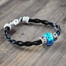 bracelet designs images Clarence horse hair bracelet design your own jpg