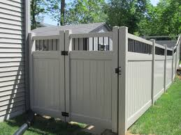 consider a hybrid fence fence material and install r u0026s fence co