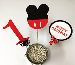 mickey mouse birthday party decoration mickey mouse centerpiece