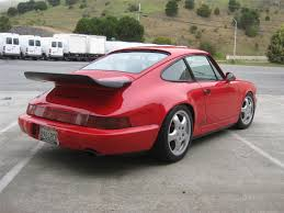 porsche whale tail 1993 porsche 911 rs america german cars for sale blog