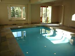 swimming pool residential indoor pool ideas lights around pool