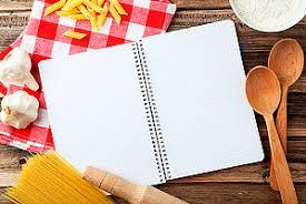 cahier de cuisine à remplir les cahiers de recettes cahier de cuisine