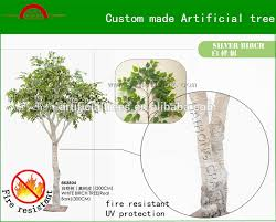 artificial tree with real bark artificial tree with real bark