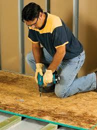 fastening wood frame to concrete floor carpet vidalondon
