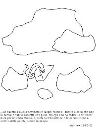 il giardino degli angeli catechismo disegni da colorare sulla creazione mondo per bambini ou74