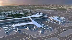 Lga Terminal Map Downloads Laguardia Airport Central Terminal B Redevelopment