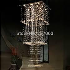 Entry Chandelier Lighting Crystal Chandelier Modern Design Incredible Impressive Unique