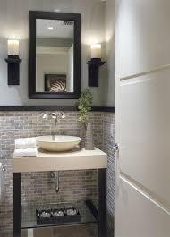 bathroom surprising small half bathroom ideas delightful gray