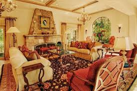Mediterranean Decor Living Room by Splendid Tuscan Wall Decorating Ideas Gallery In Living Room