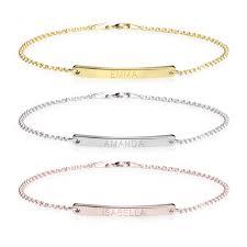 name braclets name bracelets