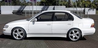 toyota corolla sedan 1993 modified cars toyota corolla 1993 modified