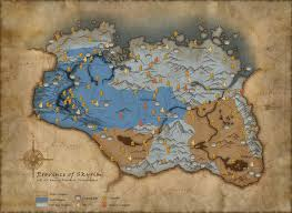 Skyrim World Map by Skyrim Special Edition U0027s All New Survival Mode Coming Soon