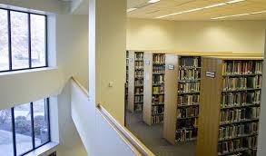 Basement Library Ocu Library Oakland City University
