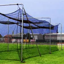 batting cage and nets