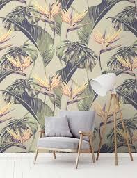 modern wallpaper luxury artist made range feathr
