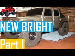 bright rc jeep wrangler rc scale bright wrangler part1