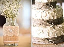 used wedding decorations for sale burlap and lace wedding decor ideas used burlap wedding decor for