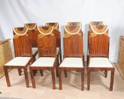 Art Deco Chaise Art Deco Dining Chairs I72 For Your Perfect Home Decoration