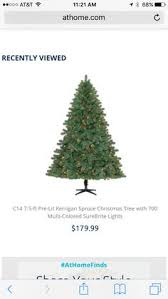 this fiber optic color changing christmas tree is perfect for