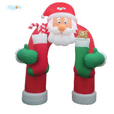 popular large inflatable santa buy cheap large inflatable santa