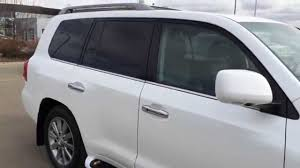 lexus lx 570 for sale miami lexus certified pre owned white 2011 lx 570 4wd red deer