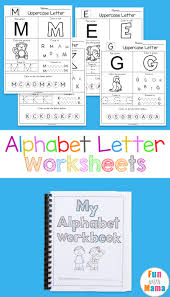 printable alphabet line alphabet worksheets fun with mama