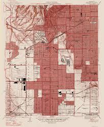 map of inglewood california topographical map inglewood california 1946