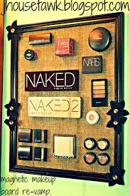 Decorative Magnetic Boards For Home Top 25 Best Magnetic Makeup Board Ideas On Pinterest Magnetic