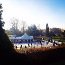 tunbridge wells at christmas outdoor ice rink