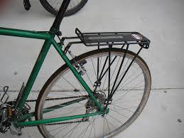 rear bike light rack mount luggage carrier wikipedia