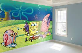spongebob wall decals roselawnlutheran kids rooms wall decals robot spongebob squarepants best images about sponge bob pinterest bobs sheet sets and murals