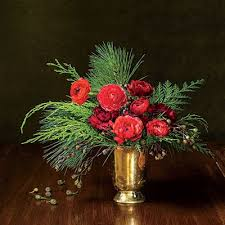 how to make a christmas floral table centerpiece 167 best christmas arrangements images on pinterest christmas